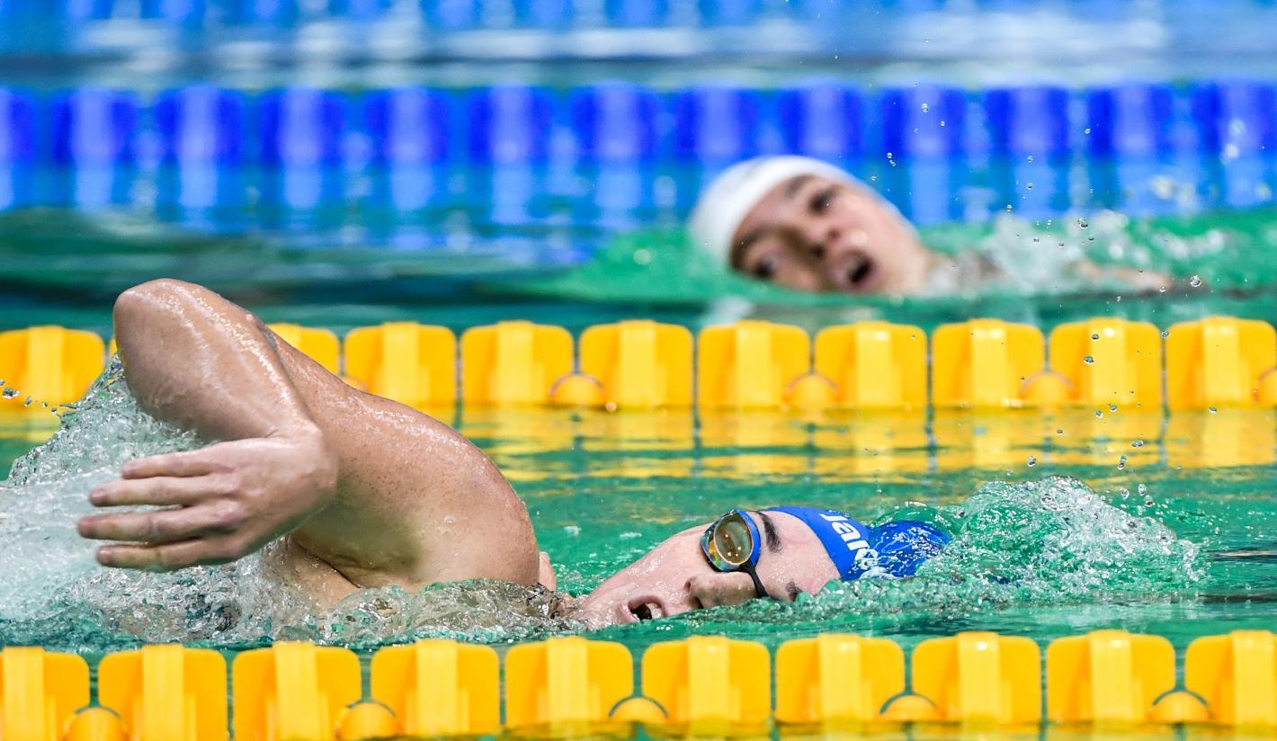 6dff5f84e7a5 Nuoto paralimpico, 74 medaglie per gli azzurri agli Europei: record ...
