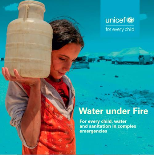 Unicef/Water Under Fire