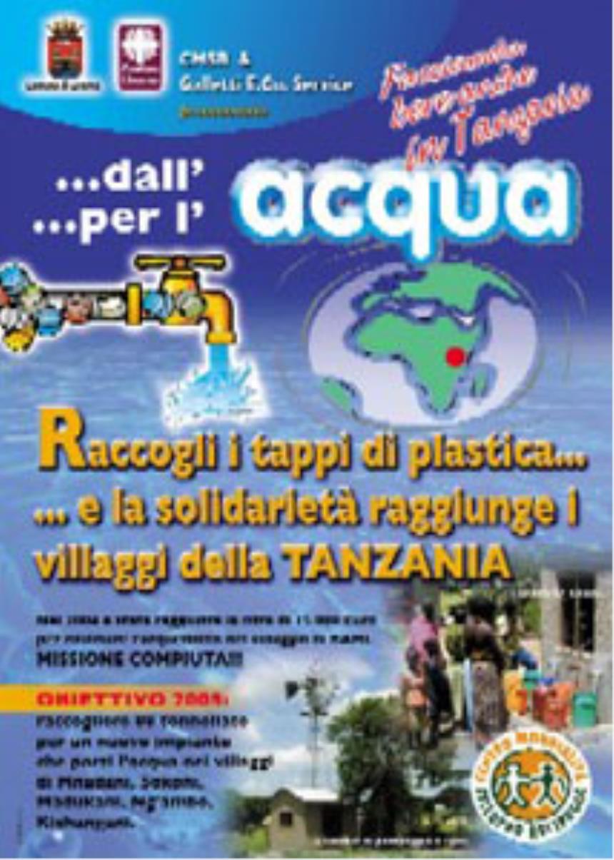 altamente elogiato meticolosi processi di tintura ultima collezione I tappi delle bottiglie d'acqua? Si possono riciclare e ...