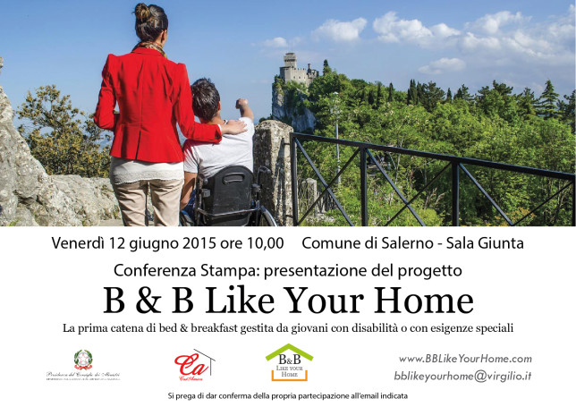 B&b like your home. locandina