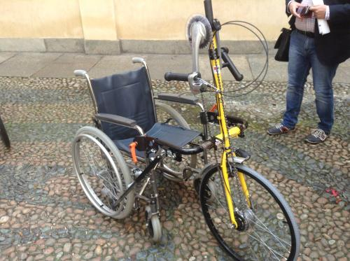 Bike sharing per disabili - 2