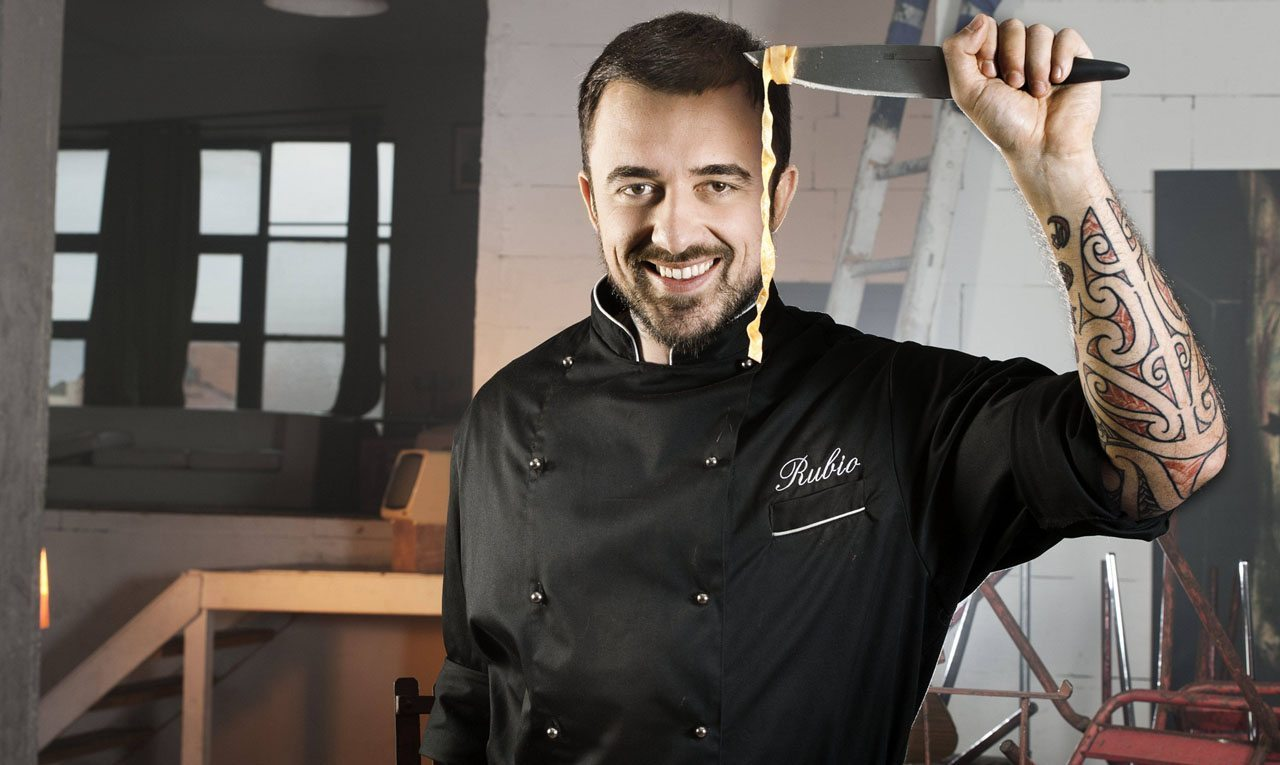 Chef rubio - Foto http://www.chefrubio.it/