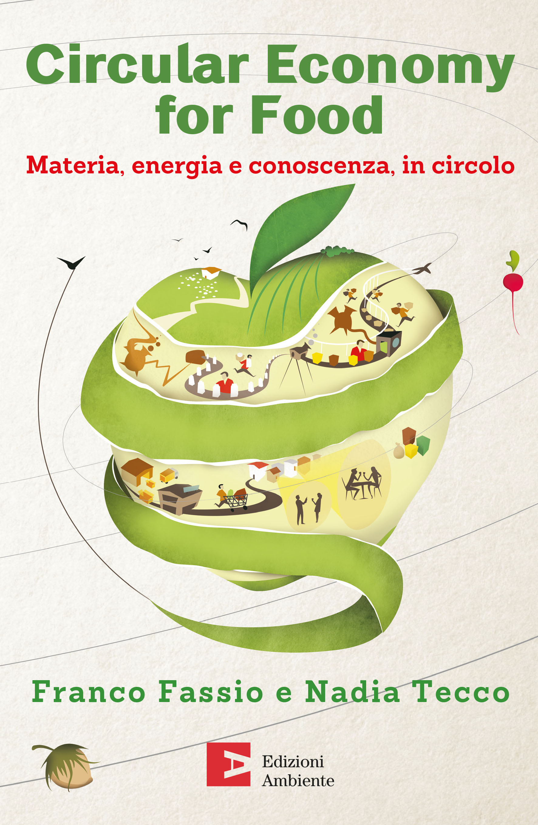 Circular economy for food - Edizioni Ambiente