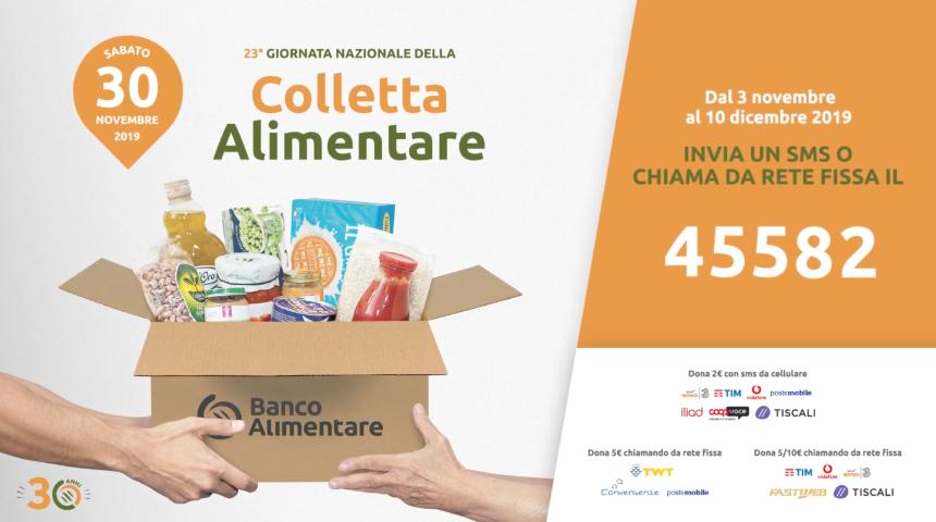Colletta Alimentare 2019