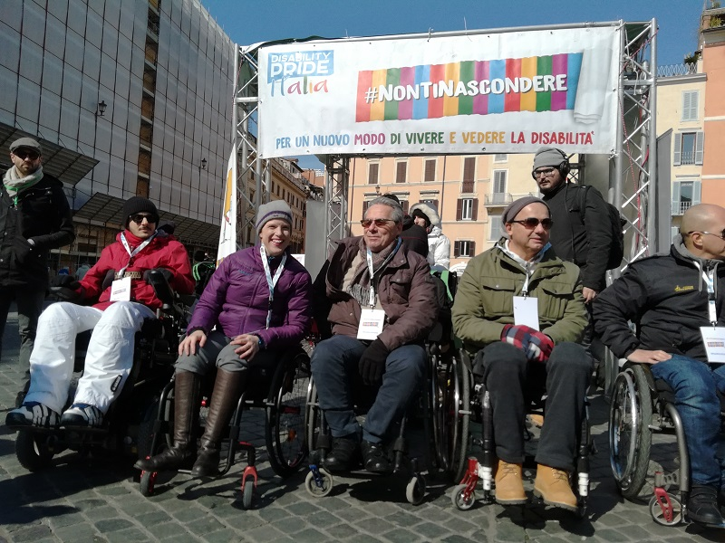 Disability Day Roma 28/2/2018