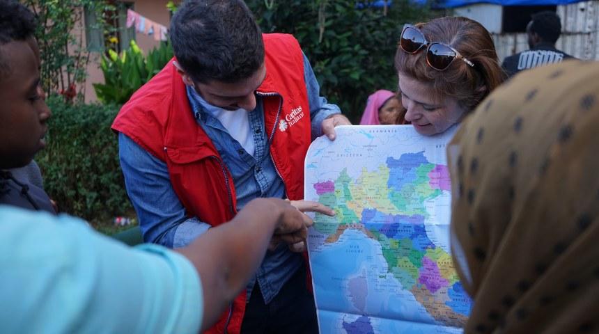 Etiopia, corridoi umanitari Caritas 3
