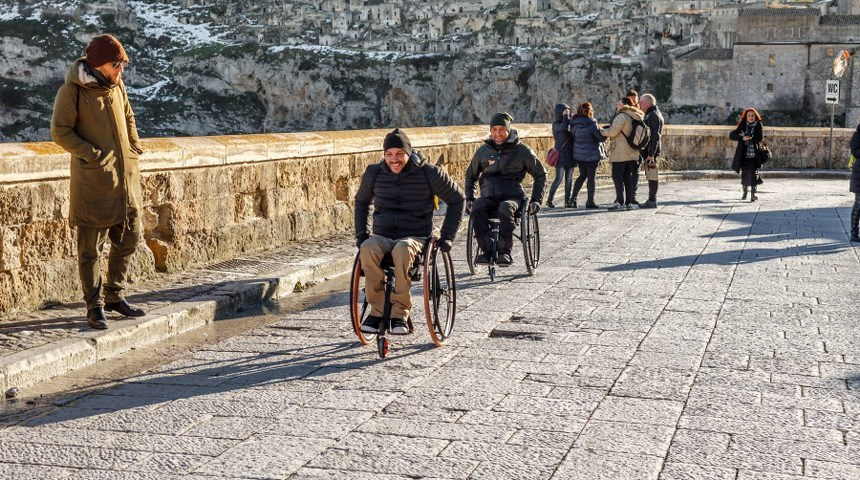 Matera accessibile inchiesta 2