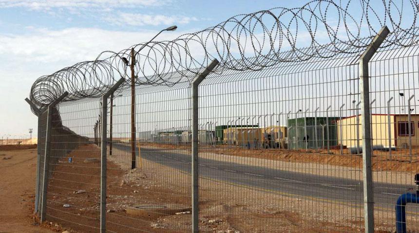 Migranti, Hotspot, Lampedusa, rete esterna - SITO NUOVO