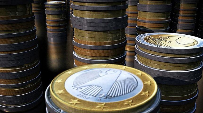 Monete, soldi, economia, povertà, pil