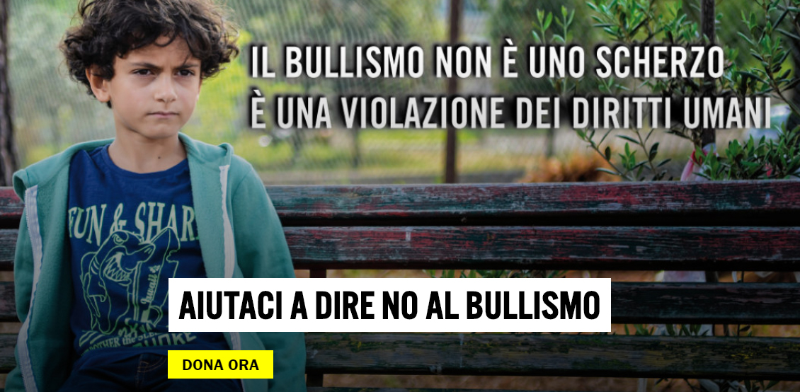 No bullismo - Amnesty