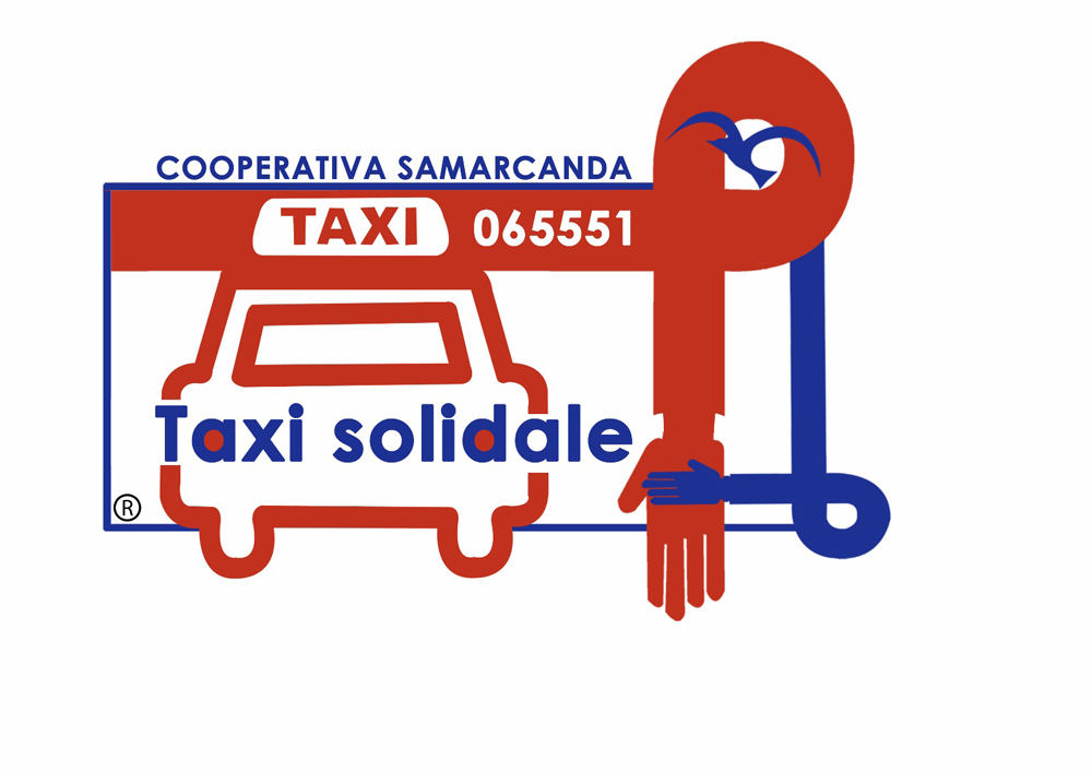 Taxi solidale - logo